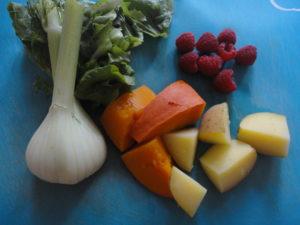 Gemüse1-300x225 Gemüse-Obst Rezept fürs BARFen