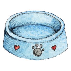 Napf-leer_weißer-Hintergrund_Aram-und-Abra-300x300 Hundefutter selber machen