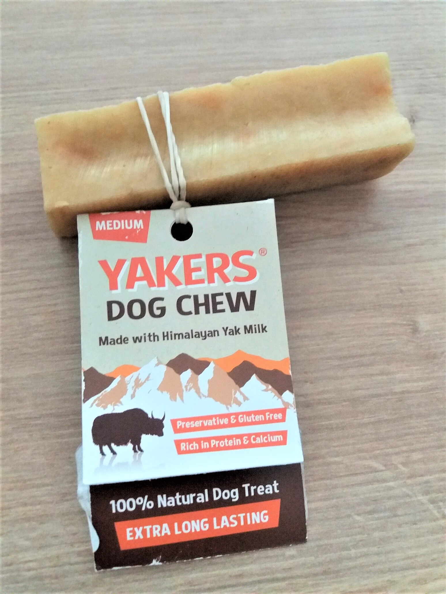 Yak Käse für Hunde